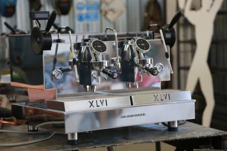 Espressor XLVI Steamhammer 2 grupuri [8]