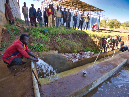 Etiopia Anasora Degfa Natural Dropshot 1kg [6]