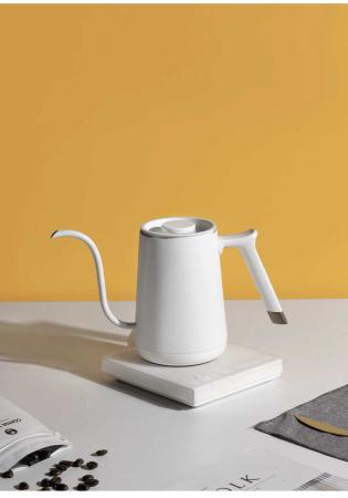 "Fierbator electric apa pentru acasa 600ml alb ""FISH SMART"" Timemore [4]"