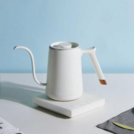 "Fierbator electric apa pentru acasa 600ml alb ""FISH SMART"" Timemore [7]"