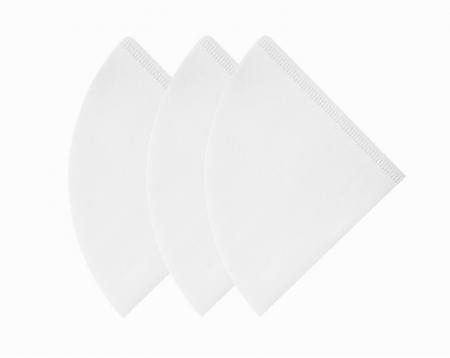 Filtre hartie (stil V60) 50 buc Timemore5