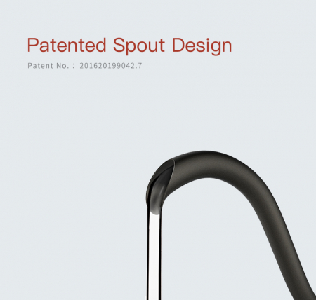 """Kettle electric """"Thin Spout"""" standard timemore4"""
