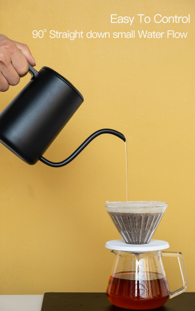 KETTLE POUR OVER  pink Timemore6