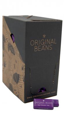 Super Mini Ciocolata Vegana Organica Neagra 4.5g Virunga 70% - Origine Congo de Est [0]