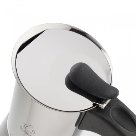 Moka Pot cu inductie Forever Miss Splendy 4 cupe - Otel Inoxidabil [1]