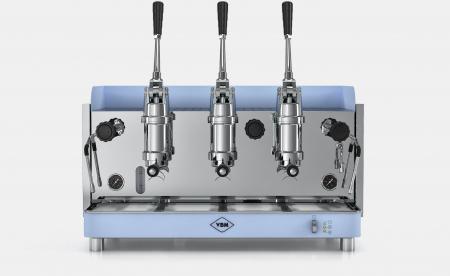 Espressor profesional VIBIEMME REPLICA PISTONE - 3 grupuri0
