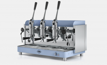 Espressor profesional VIBIEMME REPLICA PISTONE - 3 grupuri [1]