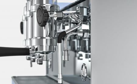 Espressor profesional VIBIEMME REPLICA PISTONE - 3 grupuri [4]