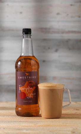 SIROP Pumpkin Spice SWEETBIRD 1L [1]