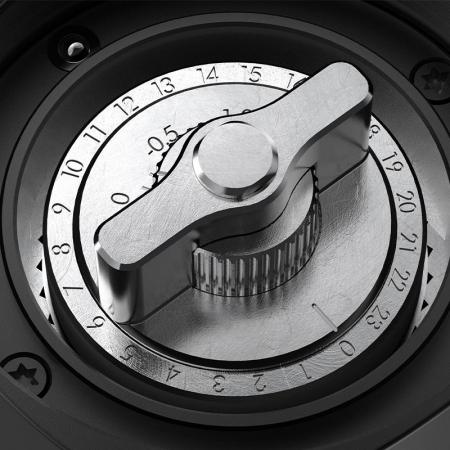 Rasnita manuala CHESTNUT X TIMEMORE Negru [30]