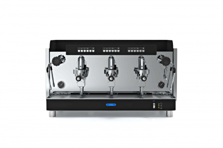 Espressor profesional VIBIEMME REPLICA HX ELETTRONICA - 3 grupuri0