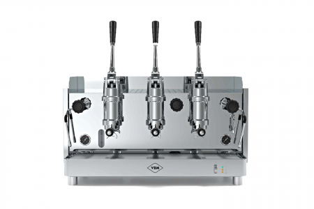 Espressor profesional VIBIEMME REPLICA PISTONE - 3 grupuri9