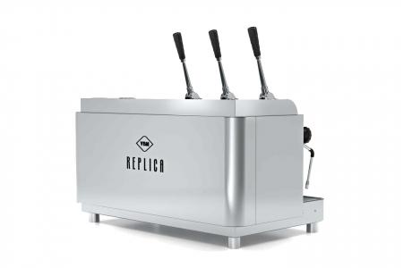Espressor profesional VIBIEMME REPLICA PISTONE - 3 grupuri10