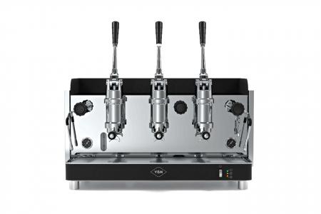 Espressor profesional VIBIEMME REPLICA PISTONE - 3 grupuri12