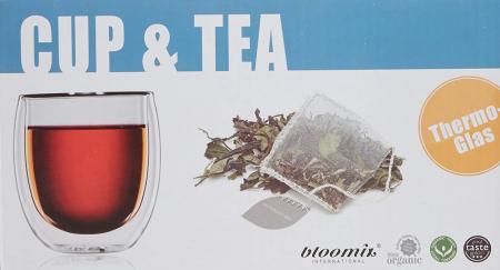Set Pahar Dublu + 10 plicuri Ceai Organic6