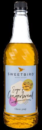 SIROP GINGERBREAD SWEETBIRD 1L (sugar-free) [0]