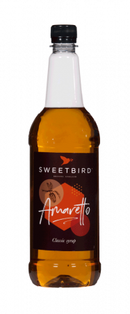 SIROP AMARETTO SWEETBIRD 1L0