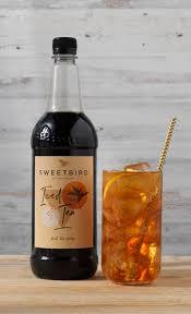 Sirop Sweetbird Iced Tea1