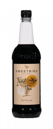 Sirop Sweetbird Iced Tea0