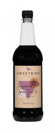 Sirop  Sweetbird Passionfruit & Lemon Iced Tea 1L0