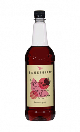 Sirop Sweetbird Raspberry & Pomegranate Lemonade 1L0