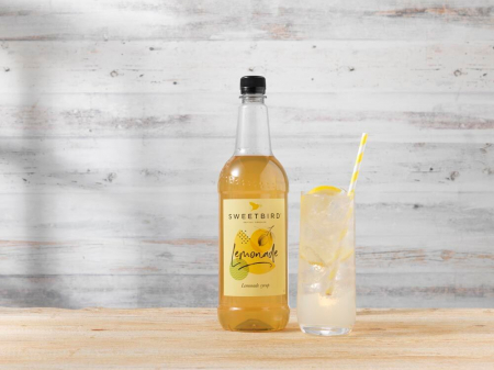 Sirop Sweetbird Lemonade 1L1