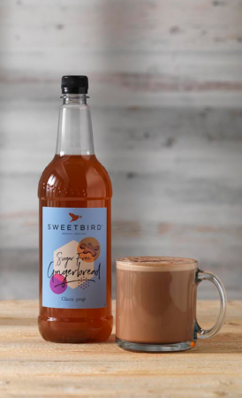 Sirop Sweetbird Gingerbread (sugar free)1
