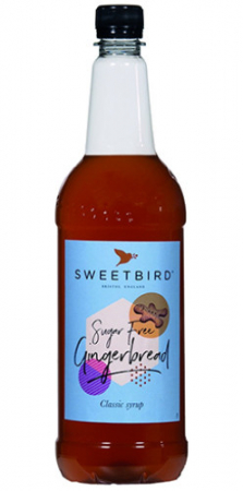 Sirop Sweetbird Gingerbread (sugar free)0