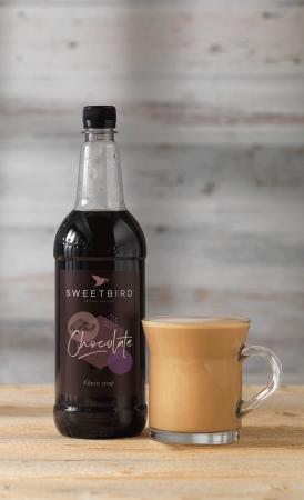 Sirop Chocolate Sweetbird 1L1