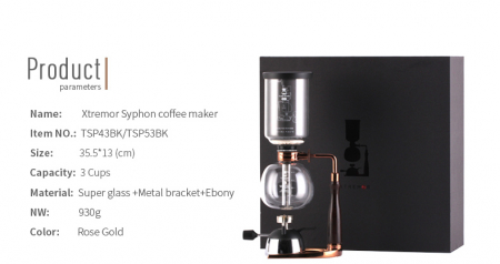 Syphon XTREMOR Timemore2