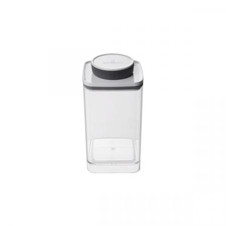 Recipient Turn-N-Seal ermetic pentru cafea si ceai 1200 ml Gri [0]