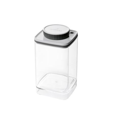 Recipient Turn-N-Seal ermetic pentru cafea si ceai 1200 ml Gri [1]