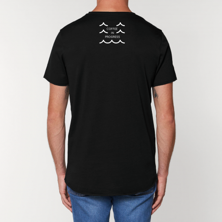 Tricou Negru Personalizat Dropshot Windsurf [1]