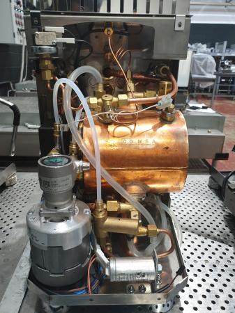 Espressor VIBIEMME DOMOBAR JUNIOR ANALOGICA5