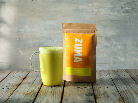 Pudra Turmeric Chai Organic 100g Zuma [6]