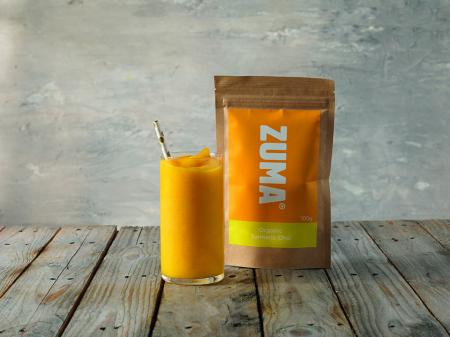 Pudra Turmeric Chai Organic 100g Zuma [8]