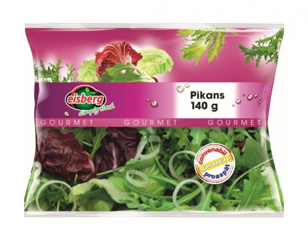 Salata pikans-140 Gr 0