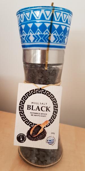 Rasnita cu sare neagra 200 GR 0