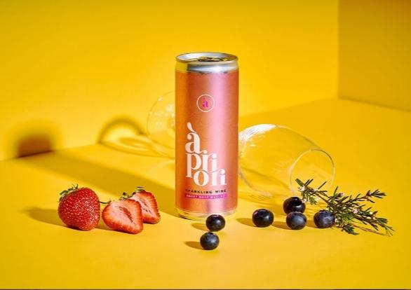 Apriori CAN Sweet Rose Muscat 250 ml 0