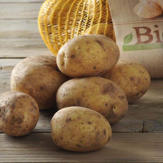 BIO Cartofi albi 1 Kg 0