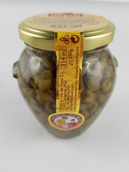 Capere in otet de vin 314 GR 0