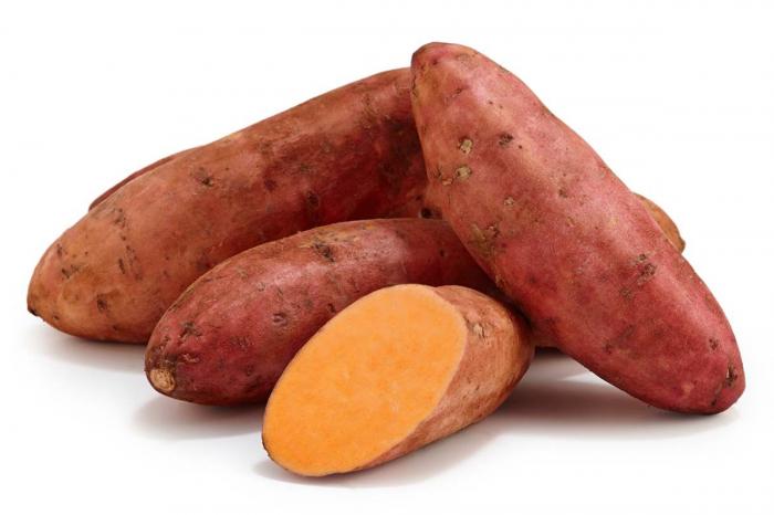 Cartofi dulci 0