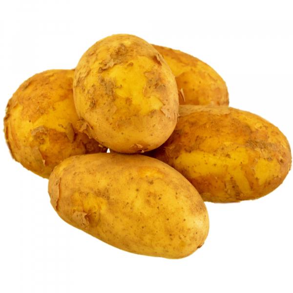 Cartofi noi ROMANESTI in coaja 0