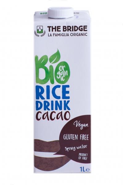 Lapte de orez cu cacao ECO 1 L 0