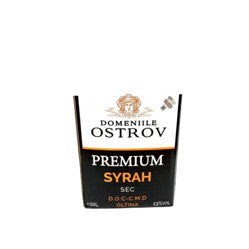 OSTROV PREMIUM BIB  SYRAH SEC DOC- 10 L 0