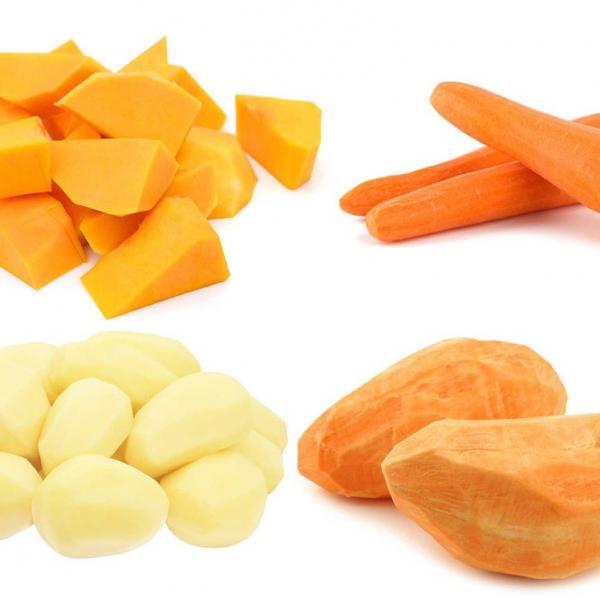 Pachet legume curatate 6 kg 0