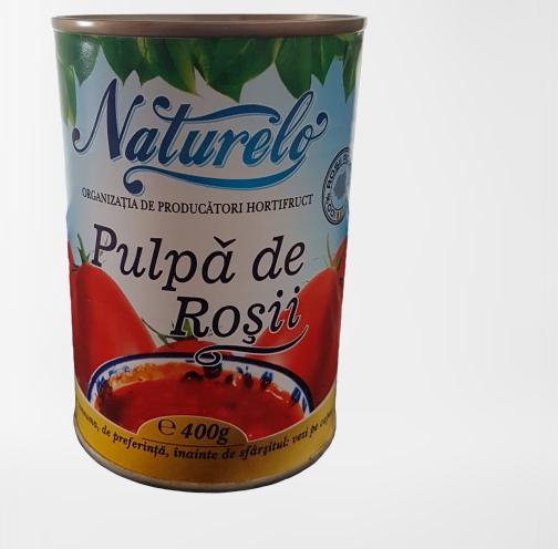 PULPA DE ROSII 425 ML 0