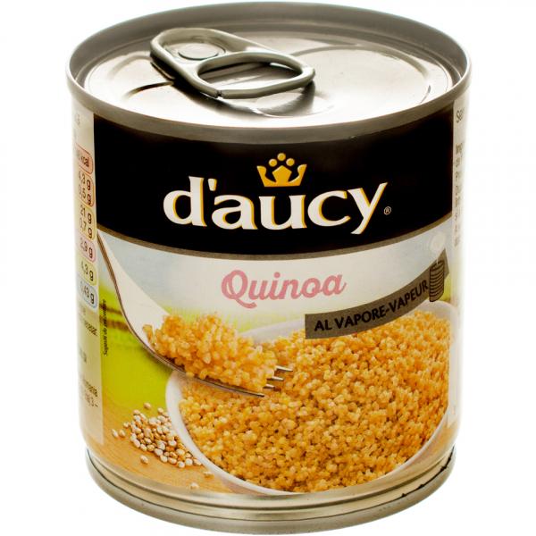 Quinoa 150 GR Al Vapore VACUUM 0