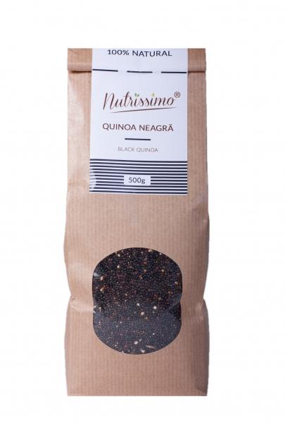 Quinoa neagră - 500 g 0