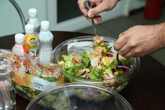 Salata Mix Roman 250 GR 1